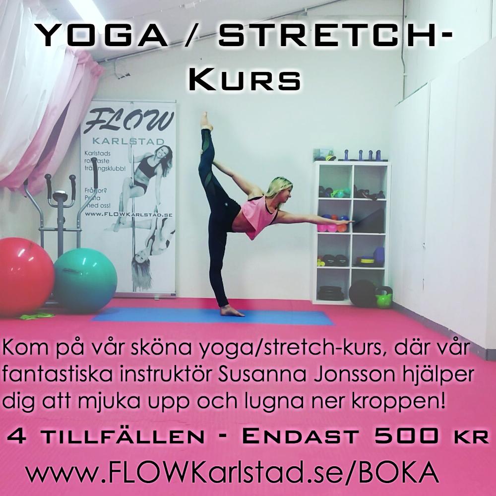 Stretch / Yoga-kurs